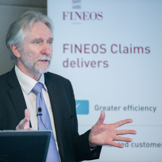 FINEOS Claims Summit 2013 – Daily Blog 2